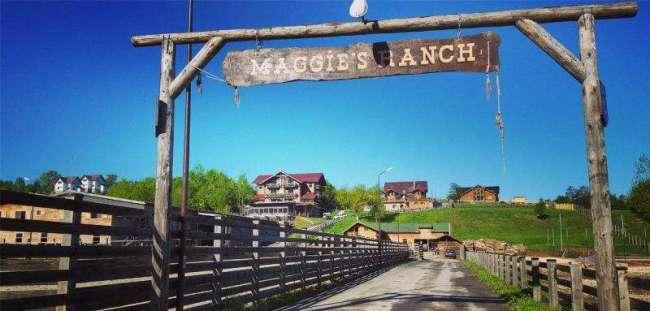 O americancă a construit un ranch la Râșnov, iar acum se gândește să lanseze un lanț de restaurante