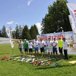 Concurs de Drone Racing și elicoptere radiocomandate, în acest weekend, la Sânpetru