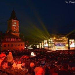 Zilele Brașovului odată cu Cerbul de Aur în acest an?