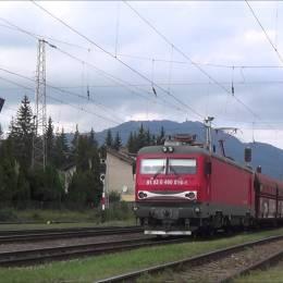 Traficul feroviar dintre Predeal și Timișu de Sus a fost reluat