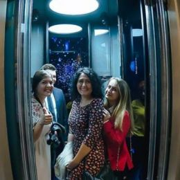 """Ascensorul Elmas instalat în Tunelul timpului de la Castelul Bran, locul I la concursul mondial """"Elevator World"""" din SUA"""