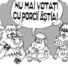 """Furca lui Alghiuță: """"Nu – se – mai – poate – aşa!"""""""