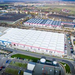 Brașovenii de la Bilka Steel au ajuns la afaceri de 500 de milioane de lei cu 500 de oameni. 10% din producție merge la export