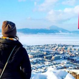 O italiancă promovează Brașovul pe blogul său despre turism. Cititorii chiar doresc să se mute sub Tâmpa