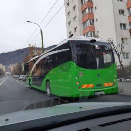 Cinci autobuze noi ale turcilor de la Karsan au fost puse în circulație azi dimineață. Ce linii deservesc acestea
