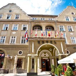 Primul hotel al Brașovului, cu o arhitectură inspirată de orașul german Munchen, se upgradează cu o investiție de 1,2 milioane de euro
