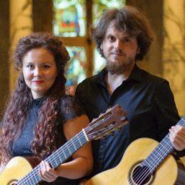 Duo Kitharsis susține mâine un recital Chopin la Castelul Bran