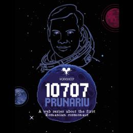 VIDEO Brașoveanul Dumitru Prunariu, singurul român care a ajuns în spațiul cosmic, erou într-un serial animat