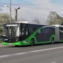 Turcii de la Karsan au scos din fabrică și ultimele autobuze pentru Brașov. În garajul RATBV au ajuns și primele autobuze articulate de capacitate mai mare