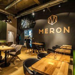 Lanțul de cafenele Meron a investit 100.000 de euro în prima sa locație din Brașov