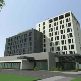 Hotelul francezilor de la Ceetrus, o investiție de 15 milioane de euro, va fi deschis în primăvara anului viitor/ Va fi amplasat chiar în fața Coresi Shopping Resort