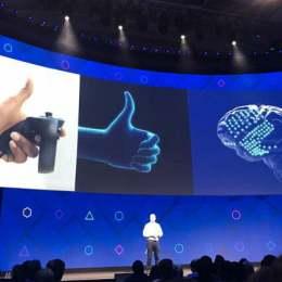 Facebook lucrează un proiect prin care oamenii vor putea tasta doar cu puterea minții