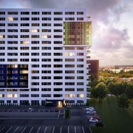Dezvoltatorul Sunnyville  Brașov construiește un al doilea turn de 15 etaje în Timișoara