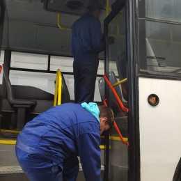 """""""Autobuzul elevilor"""" de la Colegiul de Transporturi, adevărații viitori meseriași ai Brașovului"""