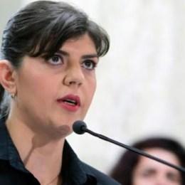 O nouă înfrângere europeană pentru PSD: Laura Codruța Kovesi a fost votată procuror șef european