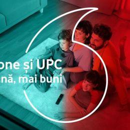 După ce a preluat UPC, Vodafone anunță oferte de nerefuzat, cu extra-beneficii de până la 100 de euro pentru clienții persoane fizice