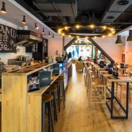 Lanțul de restaurante Japanos vrea să intre pe piața Brașovului