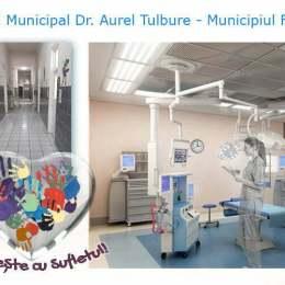 Grupul Sergiana organizează un bal caritabil în beneficiul secției de pediatrie a Spitalului din Făgăraș
