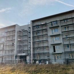 FOTO Dezvoltatorul Mosaic Residence va livra 155 de locuințe în faza a doua a ansamblului pe care îl dezvoltă în cartierul Tractorul