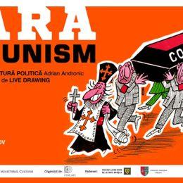 """Ziua Culturii Naționale se sărbătorește în Casa Sfatului cu o expoziție, o dezbatere și o sesiune de live drawing, totul """"Fără comunism"""""""
