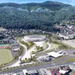 Primăria face demersuri pentru preluarea Clubului Brașovia și pentru a amenaja un stadion modern lângă viitoarea Polivalentă