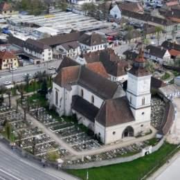 Biserica Evanghelică testează piața imobiliară din Bartolomeu, în vederea dezvoltării unui proiect comercial și rezidențial