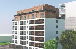 O firmă controlată de acționari moldoveni va construi un bloc în locul Pieții de vechituri din Astra