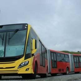 Pe liniile RATBV vor circula, peste câțiva ani, autobuze dublu articulate. 100 de milioane de lei, valoarea estimată a achiziției