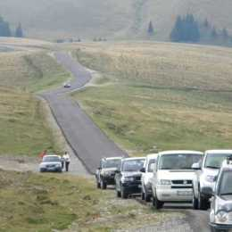 Transbucegiul a fost reparat și redeschis traficului, fără restricții