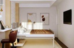 Maurer Imobiliare lansează apartamentele multifuncționale, un concept inovator și unic pe piața imobiliară: Paturile se vor ridica, pe timp de zi, la nivelul plafonului și pereții mobili îți vor transforma casa în open-space