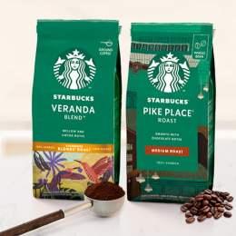 Cafeaua Starbucks vine la tine acasă. Nestlé lansează în România noua gamă de produse Starbucks, disponibilă în magazine și online