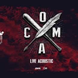 Primul concert rock la Brașov după 6 luni: Coma cântă sâmbătă în Kruhnen Musik Halle