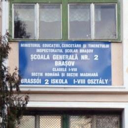 Școala 2 intră, de luni, în scenariul roșu, după confirmarea a 4 cazuri de coronavirus
