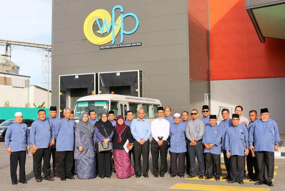 Temburong's grassroots leaders visit national industry