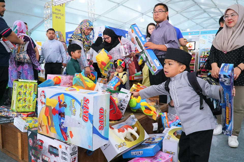 Consumer Fair returns for 23rd edition at ICC | Biz Brunei