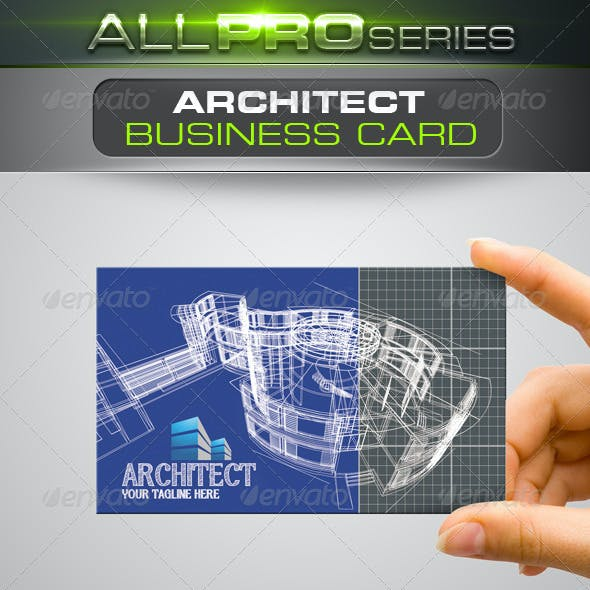 Architect Business Card Free Download