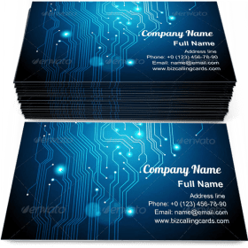 Business Card Examples For Create Custom Design