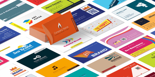 Custom Business Cards Free Download