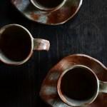 コーヒータイムをより愉しむ器