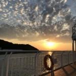 瀬戸内の絶景を見に小豆島へ