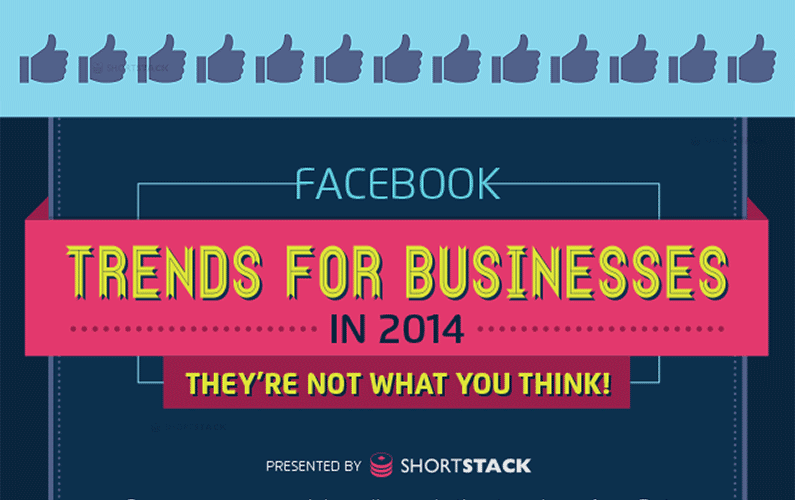 Facebook for Business: Surprising Trends for 2014 Inside!