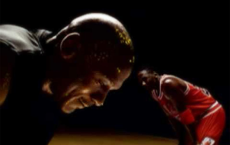 Jordan Vs. Jordan: The Greatest Sports Ad Ever Made