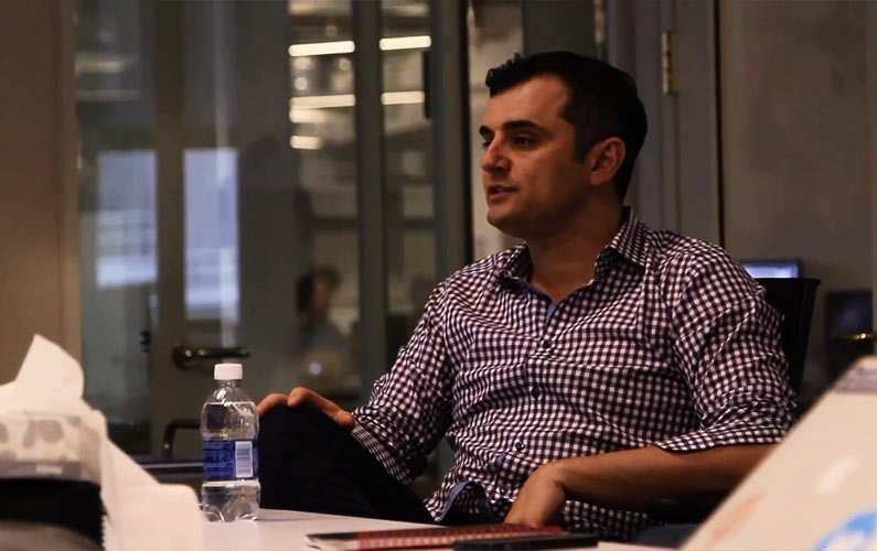 A Day in Gary Vaynerchuk's Business Life
