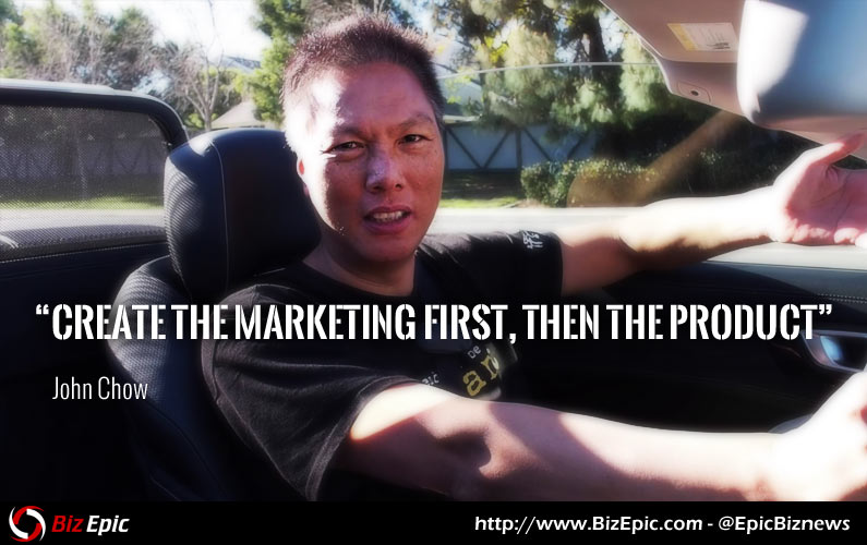 How John Chow Went from Zero to $200,000 in a Month Launching an Info Product