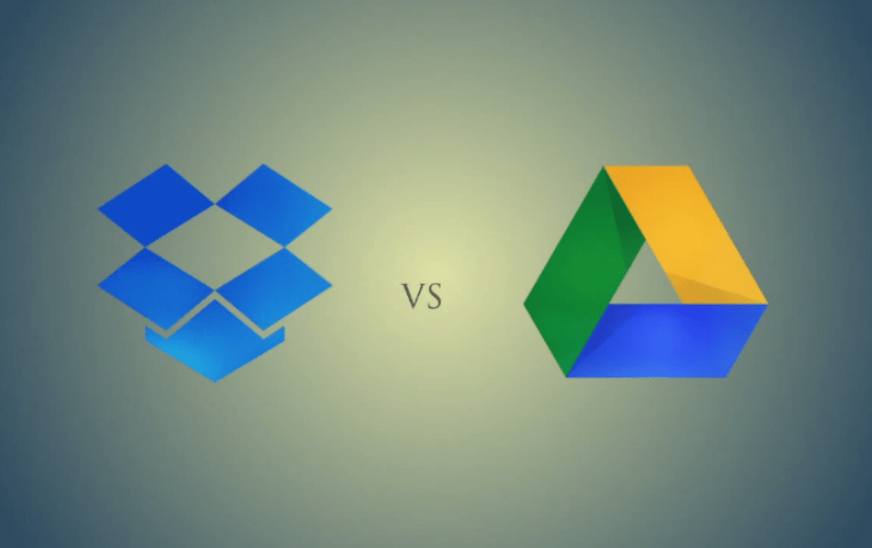 Freemium Cloud Storage Showdown: Dropbox vs. Google Drive!