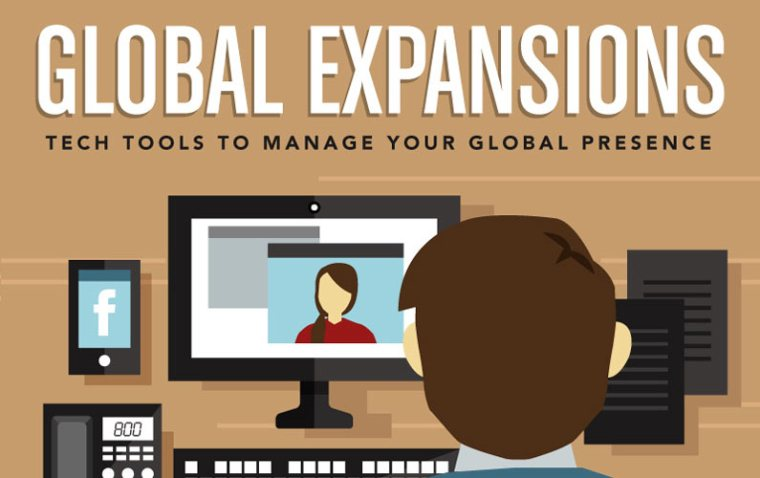 Top Tech Tools for Supporting Your Epic Global Expansions