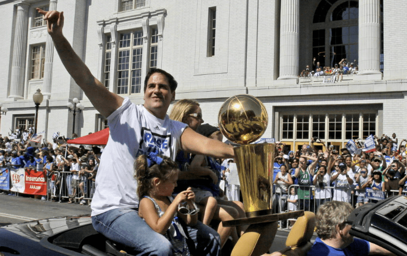 Watch Mark Cuban Invest $500,000 to Inspire Entrepreneurship in his Daughters