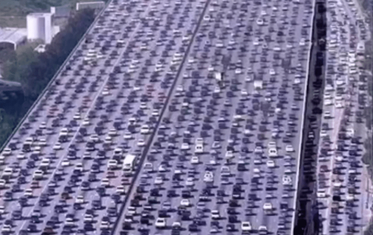 Smart Car Technology to Make Traffic Jams Ancient History