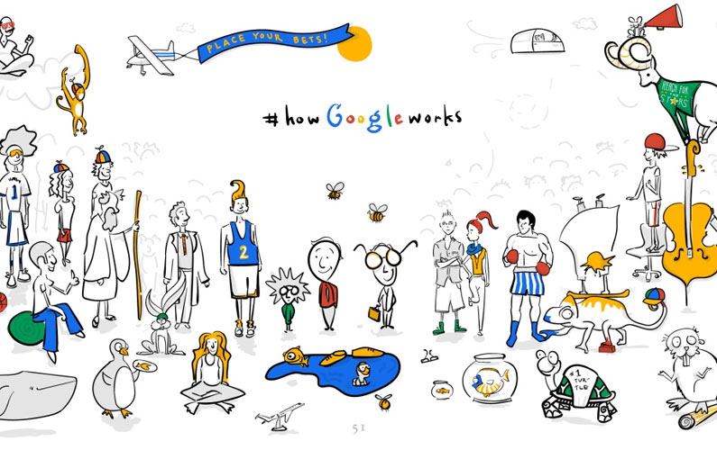 How Google Creates Awesome Culture that Nurtures The Smart Creatives