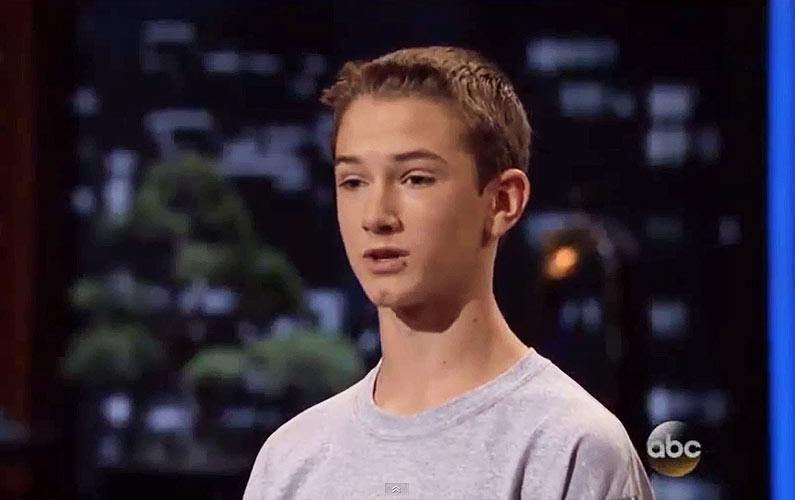 This 13-year-old CEO Pitches the Shark Tank and Gets The Rare 3 Offers: Watch and Learn How He is Doing it